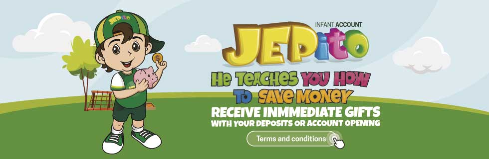 JEPito teaches you how to save money